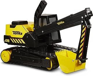 Tonka Steel Excavator Toy Vehicle