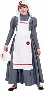 Child Civil War Nurse Costume