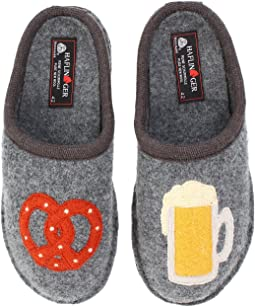 Beer & Pretzel Slipper