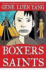 Boxers & Saints Kindle Edition