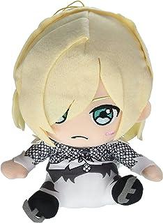 "Great Eastern Animation Yuri On Ice Ge 52401 Yuri Plisetsky Yurio Dancing Clothes Stuffed Plush, 7"""
