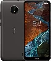 هاتف نوكيا سي 10 اندرويد، شريحتين اتصال، 1 جيجا رام، ذاكرة 32 جيجا، اتش دي + ال سي دي 6.51 بوصة مع فتحة V، اندرويد 11،...