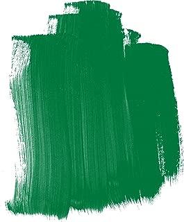 4oz. High Flow Acrylic Paint Color: Permanent Green Light