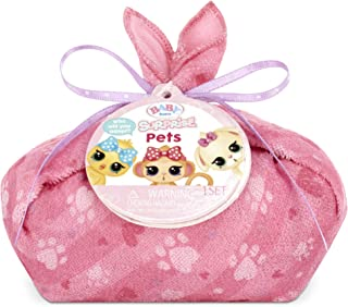 Baby Born Surprise Pets with 8+ Surprises, Color Change & Bathtub, Multicolor