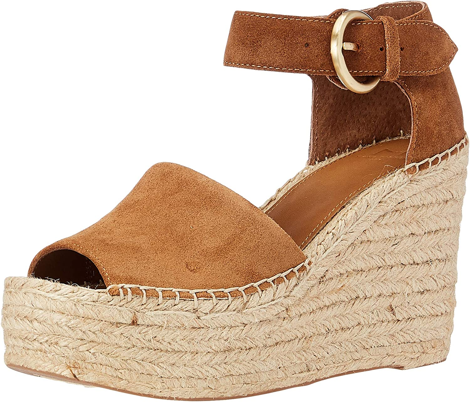 Marc Fisher Ltd Womens Alida Espadrille Wedge