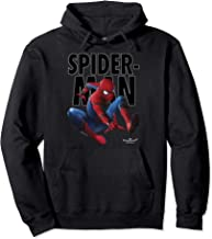 Marvel Spider-Man Homecoming Jump Pose Graphic Hoodie