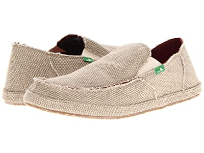 Sanuk Rounder (Tan) Men