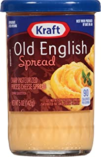 Best kraft old english cheese spread Reviews