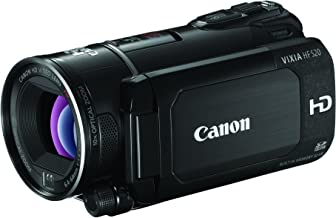 Canon VIXIA HF S20 Full HD Camcorder w/32GB Flash Memory & Pro Manual Control (Discontinued by Manufacturer)