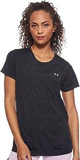 Under Armour Women's UA Vanish Seamless Ss Spacedye T-Shirt