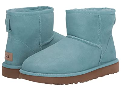 UGG Classic Mini II (Blue Crush) Women
