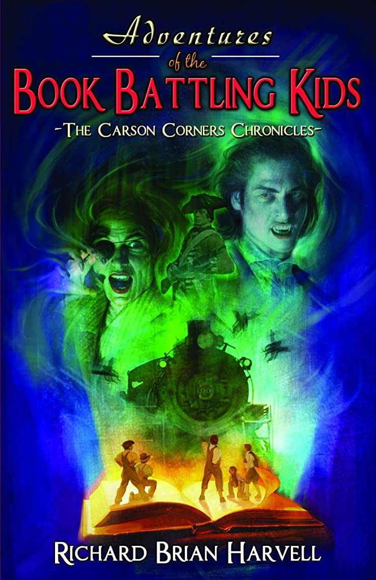 Adventures of the Book Battling Kids: The Carson Corners Chronicles (English Edition)