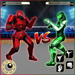 Robot Hero Ring Battle