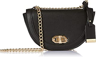 Van Heusen Woman Women's This Bag is Smooth Finished with Classy Look which Compliments Your Wardrobe (Black)