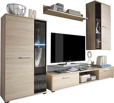 Suchergebnis auf Amazon.de für: Schrank - Wohnwände / Wohnzimmer ...