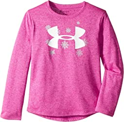 Big Logo Snowflake Long Sleeve (Little Kids)