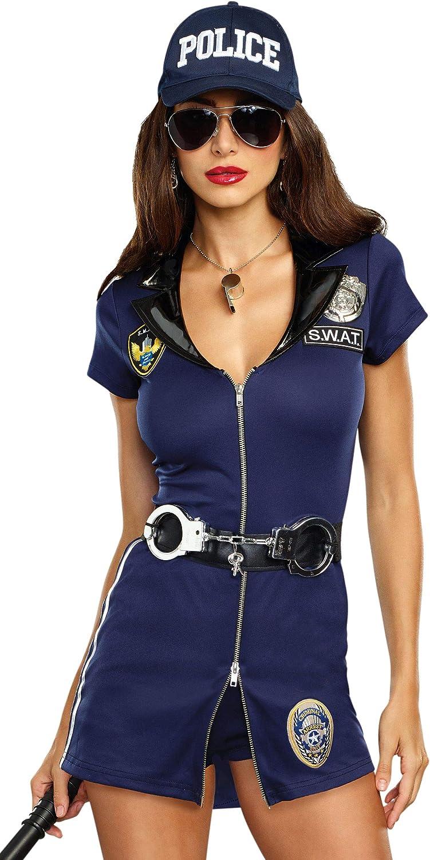 venta de ofertas Wohombres Wohombres Wohombres SWAT Police Fancy Dress Costume Small  Venta al por mayor barato y de alta calidad.
