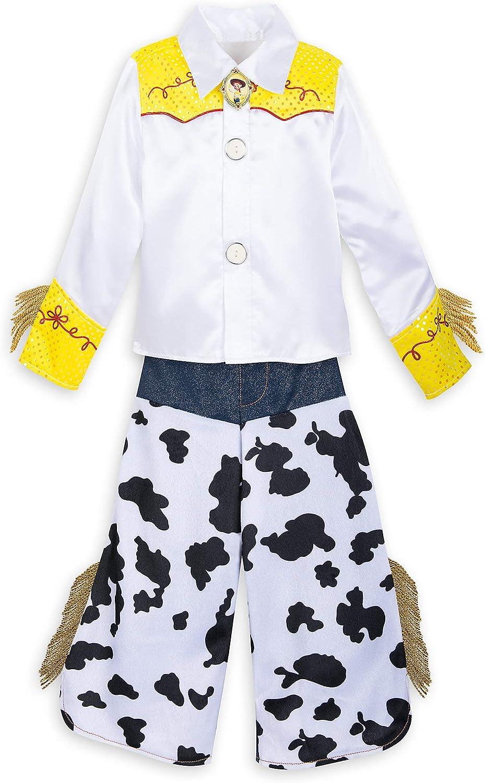 Disney Jessie Costume for Kids Multi Jacksonville Mall 6 5 Trust Size