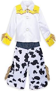 Disney Jessie Costume for Kids Size 3 Multi