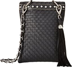 Basketweave Crossbody