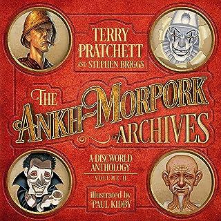 The Ankh-Morpork Archives: Volume Two