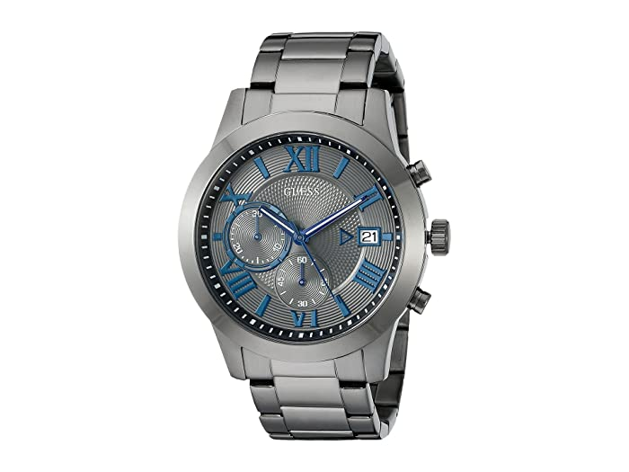 GUESS  U0668G2 (Gunmetal) Sport Watches