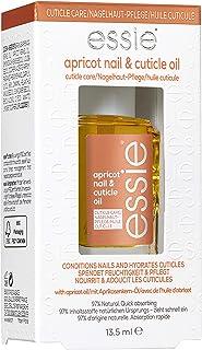 Essie Nagelolie apricot nail & cuticle olie met geur, verzorging en versterking van de nagelhuid, 13,5 ml