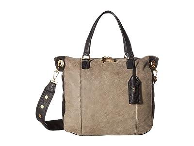 Hammitt Daniel Large (Black) Handbags