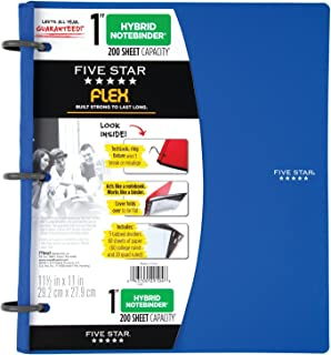 """Refresh Five Star Flex® 1"""" Hybrid NoteBinder® 1 Pack"""