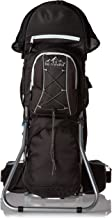 Hiking Child Carrier Backpack with Ergonomic External Frame | For Baby and Toddler Carrying while Hiking, Camping and Walking | Comes With H20 Pouch + Travel Duffle Bag + Sun Shade & Rain Guard