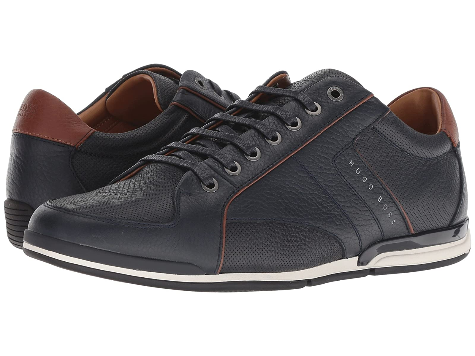BOSS Hugo Boss Saturn Low Profile Sneaker by BOSS GreenAtmospheric grades have affordable shoes