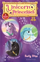 Unicorn Princesses Bind-up Books 4-6: Prism's Paint, Breeze's Blast, and Moon's Dance