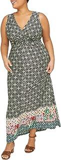 Sponsored Ad - Catherines Women's Plus Size Expressive Twist-Knot Maxi Dress