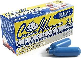 120 Each Leland 8 Gram N2o Nitrous Oxide Cream Whippers