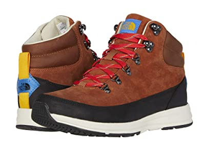 The North Face Back-To-Berkeley Redux Remtlz Lux (Caramel Cafe/TNF Black) Men