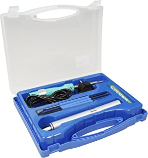 McPower lötset LK de 3, maletín de plástico, 7 Piezas, Incluye 230