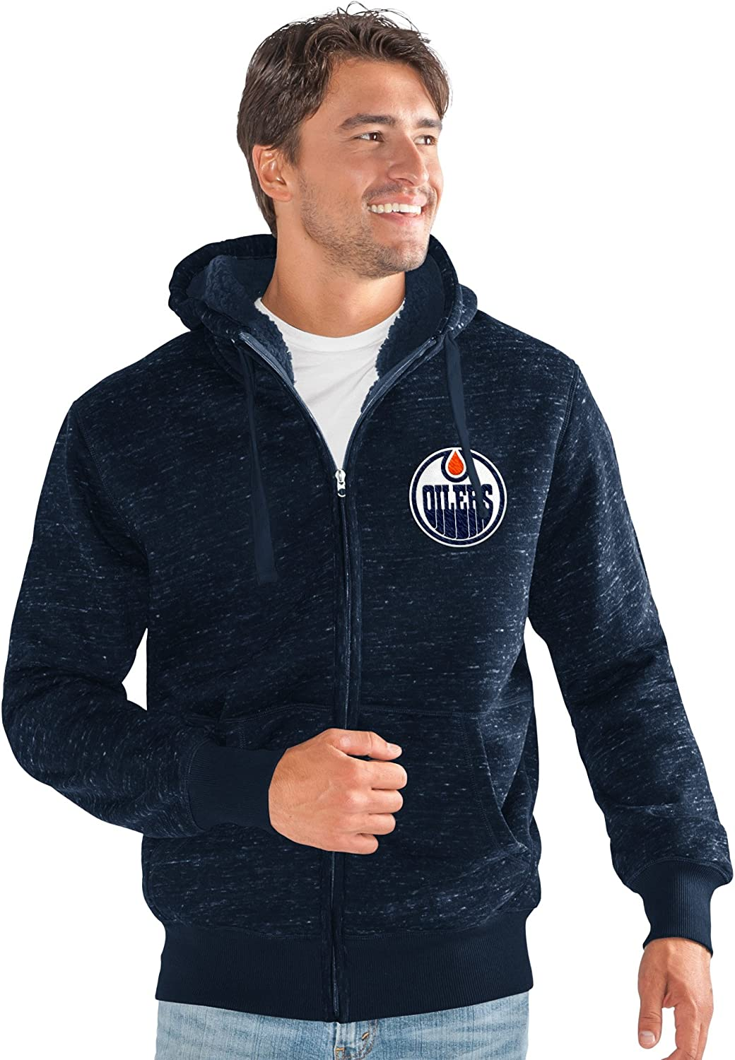NHL Men's Discovery Space Dye Transitional Jacket