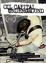 Oil Capital Underground: The Genesis & Evolution of Punk Rock in Tulsa-Late 70s to Mid 90s