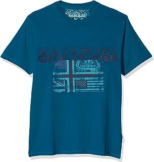 Sawy Skydiver Blue Camiseta para Hombre