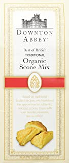 Garvey's Downton Abbey best Of British Traditional Organic Scone Mix, 9 Ounce