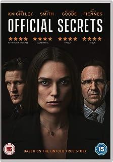 Official Secrets (DVD) 2019