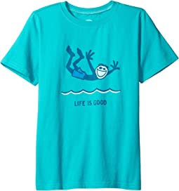 Bellyflop Tee (Little Kids/Big Kids)