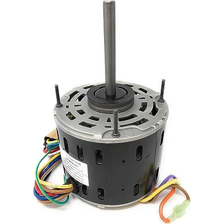A1466, HVAC Blower Motor 1/5~3/4HP & 115V - - Amazon.com | Hvac Blower Motor Wiring |  | Amazon.com