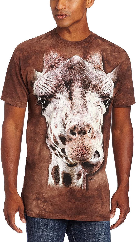 15. The Mountain Men's Giraffe T-shirt