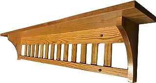 Hope Woodworking Wooden Mission Shelf 60