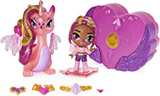 Hatchimals Pixies Riders Crystal Charlotte Pixie & Draggle Glider Hatchimal Set with Mystery Feature