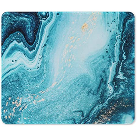 Mountain Pine Print Blue Mouse pad Rustic Mousepad Nature Decor gift Dark Blue Rustic Office Decor Desk Accessories for women Greenery