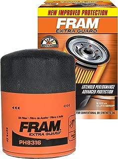 FRAM PH8316 Extra Guard Passenger Car Spin-On Oil Filter