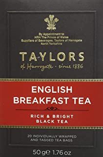 Taylors of Harrogate English Breakfast Tea, 50 gm