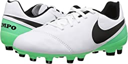 Jr Tiempo Legend VI FG Soccer (Toddler/Little Kid/Big Kid)